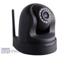 Kamery przemysłowe, Kamera IP Foscam FI9826P WiFi Pan/Tilt/Zoom(x3) 960p