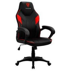 Fotel gamingowy Aerocool EC1 AERO-EC1-BR (kolor czarno-czerwony)