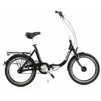 Pozostałe rowery, Aluminiowy rower składany SKŁADAK niska rama MIFA 3 biegi Nexus SHIMANO z prądnicą
