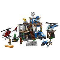 Klocki dla dzieci, Lego CITY Posterunek policji 60174