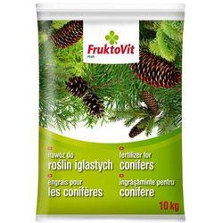 Nawóz do roślin iglastych Fruktovit : Pojemność - 10 kg