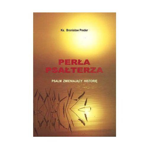 Książki religijne, Perła Psałterza (opr. miękka)