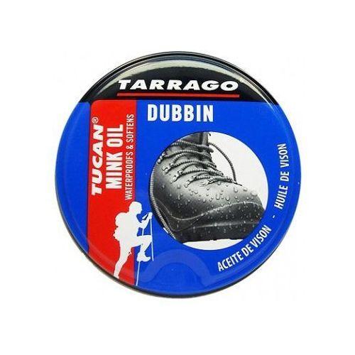 Pasty i impregnaty do butów, TREKKING DUBBIN TUCAN MINK OIL 100ml Impregnująca pasta olejowa