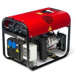 Agregat prądotwórczy jednofazowy Chicago Pneumatic CPPG 3.5P STD