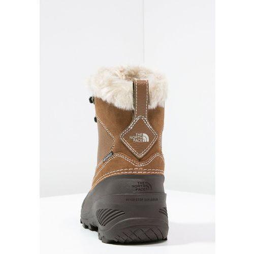 Buty sportowe dla dzieci, The North Face SHLISTA EXTREM Śniegowce dachshund brown/moonlight ivory
