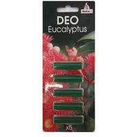 Pozostałe akcesoria do odkurzaczy, Zapach do odkurzaczy METROX Eukaliptus