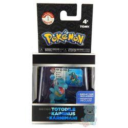 Pokemon Tatodile Figurka w gablotce Tomy