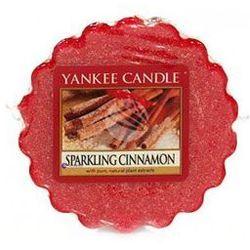 Yankee Candle Classic Wax Melt wosk zapachowy Sparkling Cinnamon 22g