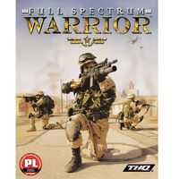 Gry PC, Full Spectrum Warrior (PC)