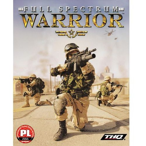 Gry na PC, Full Spectrum Warrior (PC)