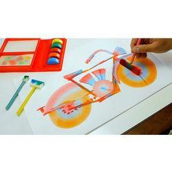 RAINDBOW ART - Tęczowe farby - zestaw 5 kolorów