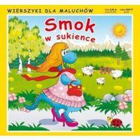 Książki dla dzieci, Bajka - Smok w sukience (opr. kartonowa)