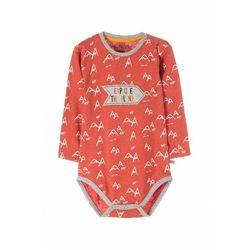 Body niemowlęce z długim rękawem 5T3522 Oferta ważna tylko do 2019-10-08