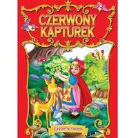 Książki dla dzieci, Czerwony Kapturek (mały format) (opr. miękka)