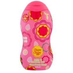 Chupa Chups Strawberry Scent żel pod prysznic 400 ml dla dzieci