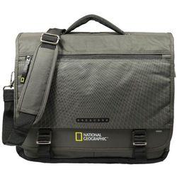 "National Geographic TRAIL torba na ramię na laptopa 15,6"" / RFID / khaki - Khaki"