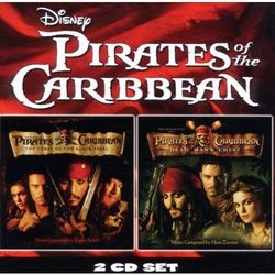 PIRATES OF THE CARIBBEAN CURSE OF THE BLACK PEARL - Różni Wykonawcy (Płyta CD)