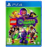 Gry na PlayStation 4, LEGO DC Super Villains (PS4)