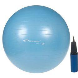 SPOKEY FITBALL - 86170 OUTLET - Piłka gimnastyczna 55 cm - Niebieski