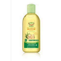 Equilibra Naturalna oliwka pielęgnacyjna dla dzieci 0m+ Naturalna oliwka pielęgnacyjna dla dzieci 0m+