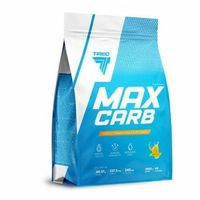 Odżywki węglowodanowe, Trec Max Carb - 3kg lemon Węglowodany 3000g