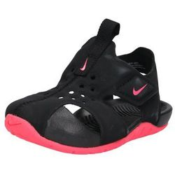 Nike Sportswear Buty na plażę/do kąpieli 'Sunray Protect 2 TD' różowy / czarny