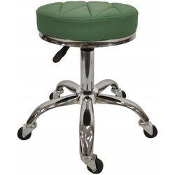 Krzesło taboret kosmetyczny fryzjerski hoker design Morski