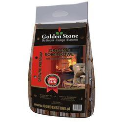 Drewno opałowe SUSZONE KOMOROWO 10 kg GOLDEN STONE