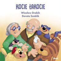 Książki dla dzieci, Kocie łakocie - Wiesław Drabik (opr. broszurowa)