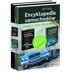 Pakiet encyklopedie: samochodów terenowych / karabinów i karabinków - praca zbiorowa - książka (opr. twarda)