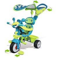 Rowerki trójkołowe, Rowerek trójkołowy SMOBY BABY DRIVER CONFORT SPORT