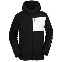 bluza VOLCOM - Polartec Fleece Black (BLK) rozmiar: L
