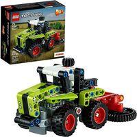 Klocki dla dzieci, 42102 TRAKTOR MINI CLAAS XERION (Mini CLAAS XERION) KLOCKI LEGO TECHNIC