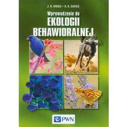 Wprowadzenie do ekologii behawioralnej - Krebs J.R., Davies N.B. - książka