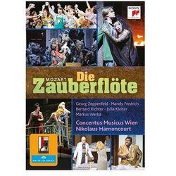 Mozart: Die Zauberflöte (DVD) - Harnoncourt Nikolaus