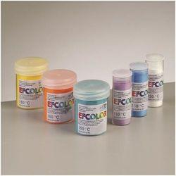 Ozdobny puder Efcolor 10 ml - biały - BIA