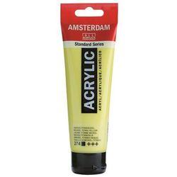 Farba akryl AMSTERDAM 120ml. - nickel tit.ylw 274