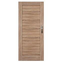 Drzwi pełne Everhouse Credis 70 lewe dąb sonoma