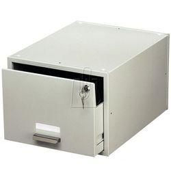 Kasetka na kartoteki Durable Cardbox 170/235 szara 3355-10
