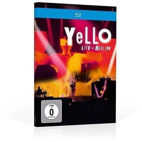 Pozostała muzyka rozrywkowa, YELLO 'LIVE IN BERLIN' - Yello (Płyta BluRay)