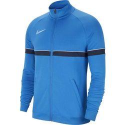Bluza męska Nike Dri-FIT Academy 21 Knit Track Jacket niebieska CW6113 463