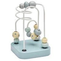 Zabawki z drewna, Mały Labirynt Drewniany Edvin Kids Concept - Green KC1000143