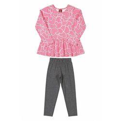 Komplet dziewczęcy bluza+spodnie 3P39A5 Oferta ważna tylko do 2023-11-26
