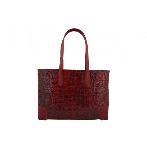 6b8fd6e47fd05 Duże torebki damskie na ramię ze skóry naturalnej - Barberini  39 s