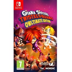 Giana Sisters: Twisted Dreams - Owltimate Edition - Nintendo Switch - Platformowa
