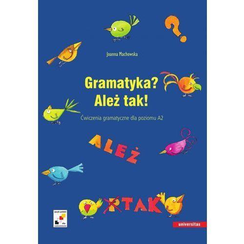 E-booki, Gramatyka? Ależ tak! - Joanna Machowska