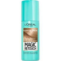 L'Oréal Paris Magic Retouch błyskawiczny retusz włosów w sprayu odcień Dark Blonde 75 ml