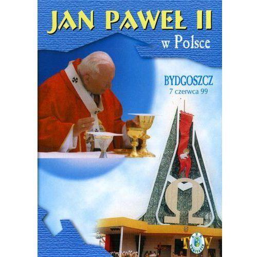 Filmy religijne i teologiczne, Jan Paweł II w Polsce 1999 r - BYDGOSZCZ - DVD