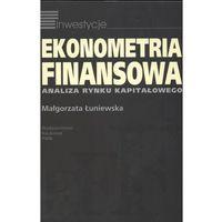 Leksykony techniczne, Ekonometria finansowa (opr. miękka)