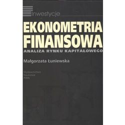Ekonometria finansowa (opr. miękka)